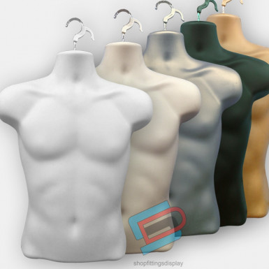 Mannequins - Hanging Bodies - Male