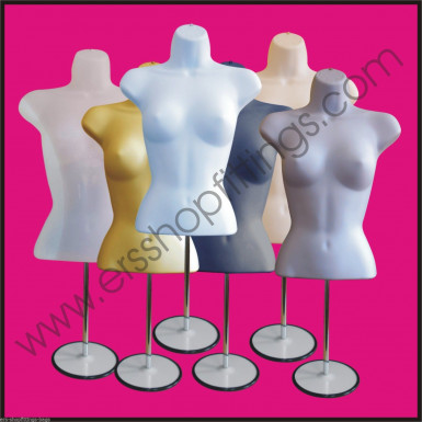 Mannequins - Display - Female
