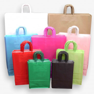 Carrier Bags - Paper