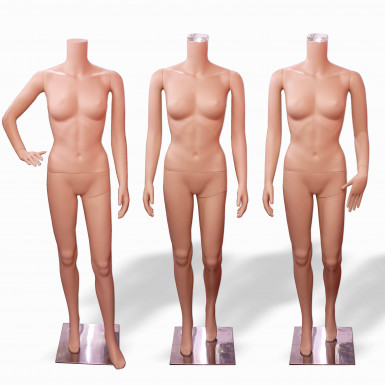 Headless Full Body Mannequin