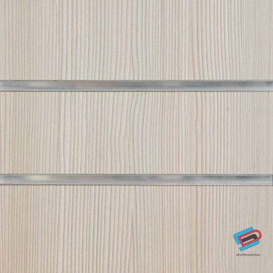 Pino Beige Slatwall Panel 4ft x 4ft (Even Number) / 8ft x 4ft