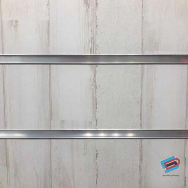 White Pine Slatwall Panel 4ft x 4ft (Even Number) / 8ft x 4ft