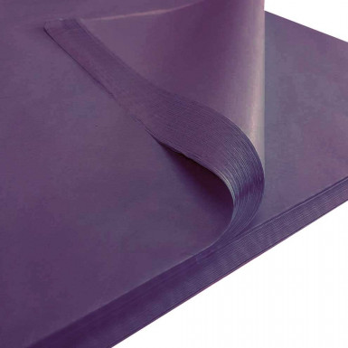 Purple Tissue Paper Pack of 480
