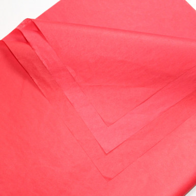 Red Tissue Paper Pack of 480