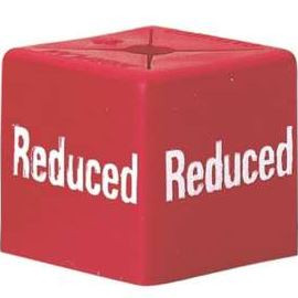 50x Reduced Size Cube