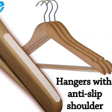 100x Self-Adhesive Shoulder Grips