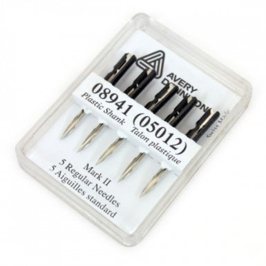 AVERY DENNISON MARK II TAGGING GUN NEEDLES (5 PER PACK)