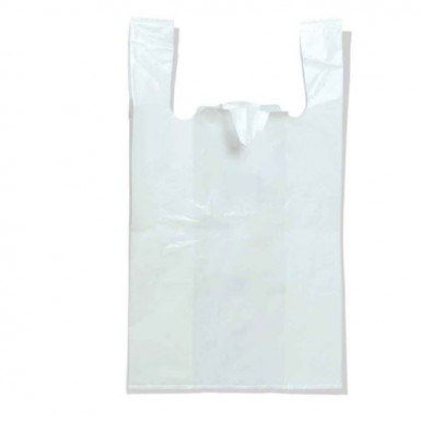 "MEDIUM 10"" x 15"" x 18"" Vest White PLUTO 2,000 / Carton"