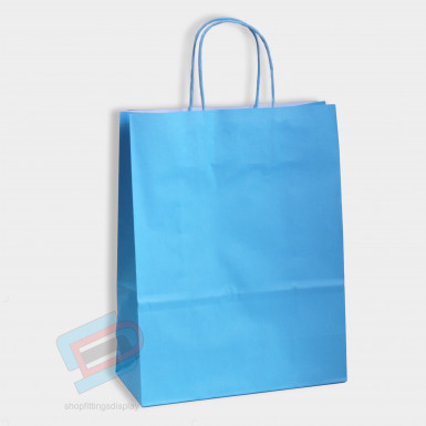 Blue Paper Bags (PACK OF 25)