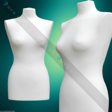 TAILOR'S DRESS MAKERS FEMALE LADIES MANNEQUIN DUMMY