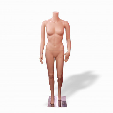 Headless Mannequin Skin Flat Top F3