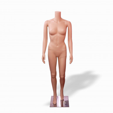 Headless Mannequin Skin Flat Top F14