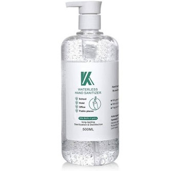 Waterless Hand Sanitiser  500ml