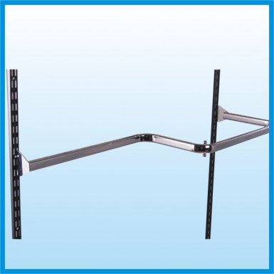 Upright 1000mm Combination Rail